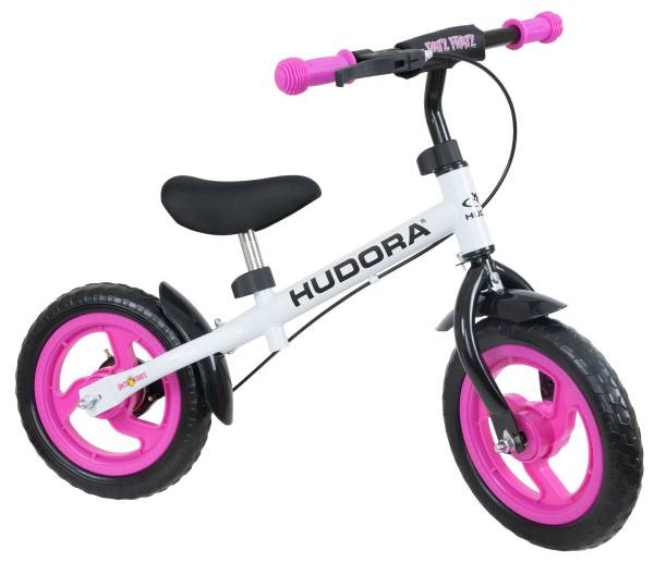 Hudora   Laufrad Ratzfratz   pink   10371