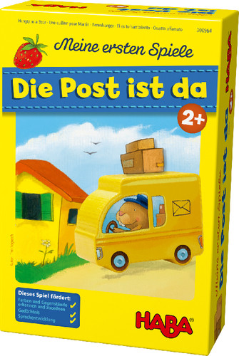 Haba   Meine ersten Spiele – Die Post ist da!