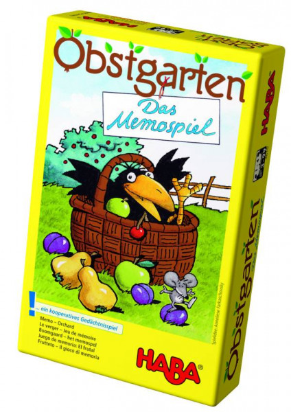 Haba | Obstgarten – Das Memospiel