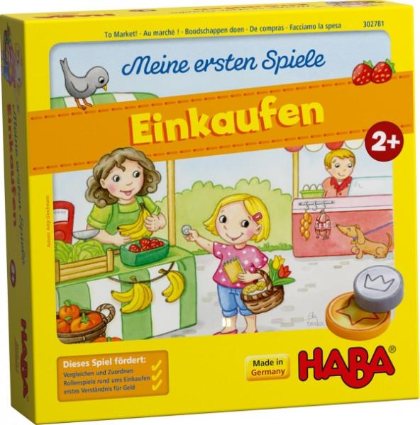 Haba | Meine ersten Spiele – Einkaufen