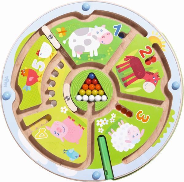 Haba | Magnetspiel Zahlenlabyrinth | 301473