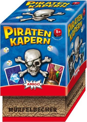Amigo | Piraten Kapern – Segel setzen zur Kaperfahrt!