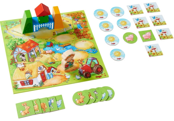 Haba | Meine ersten Spiele – Spielesammlung