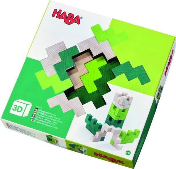 Haba | 3D-Legespiel Viridis