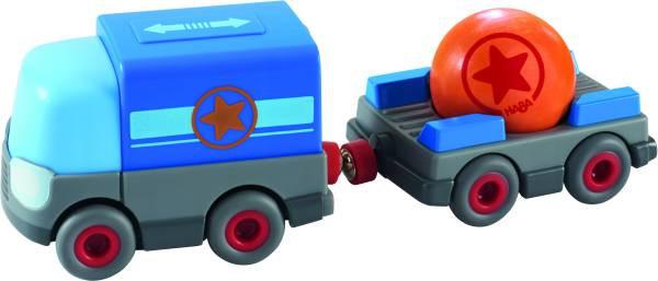 Haba | Kullerbü – Batterie-LKW mit Anhänger
