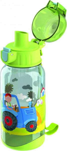 Haba | Trinkflasche Traktor