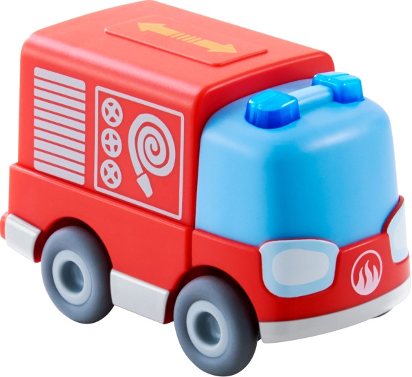Haba | Kullerbü – Batterie-Feuerwehrauto